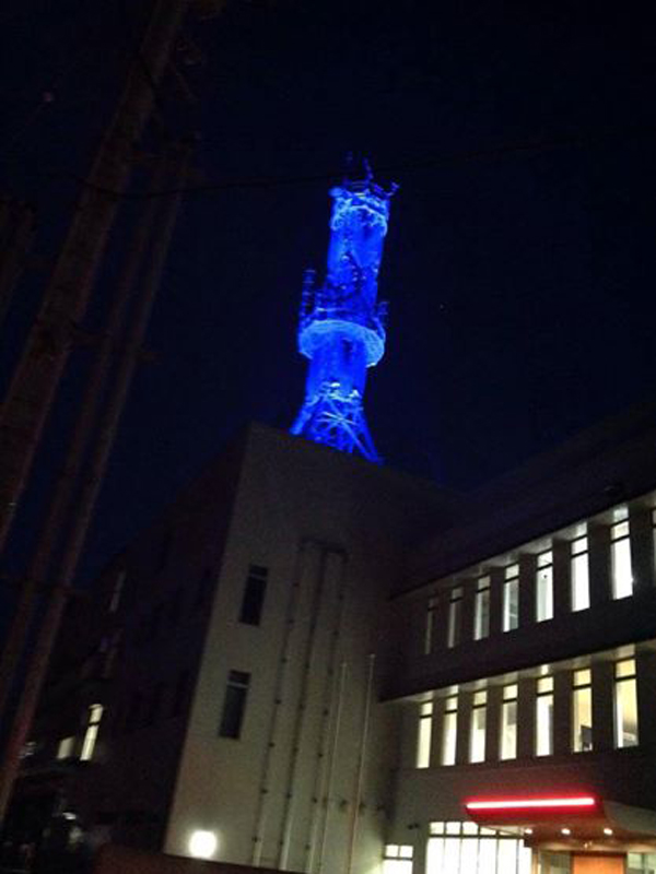 下関市消防庁舎