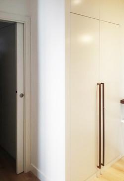 Detalle armario diseño propio