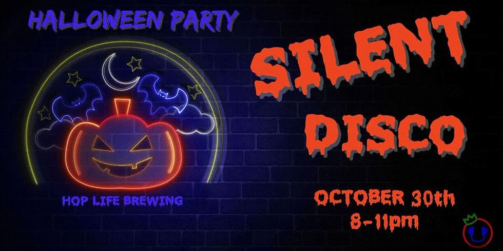 Silent Disco Halloween Party