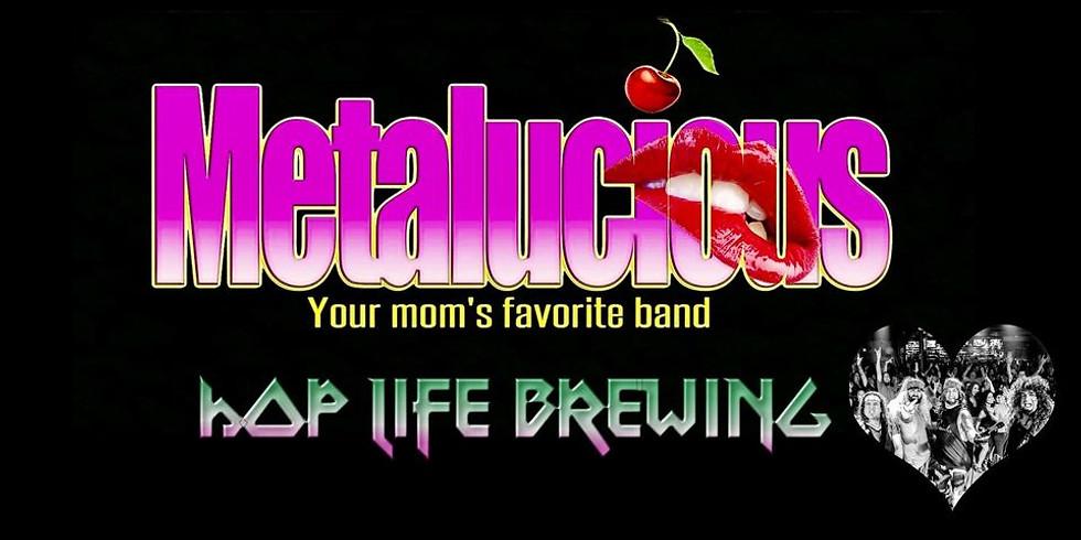 Metalucious Live @ Hop Life