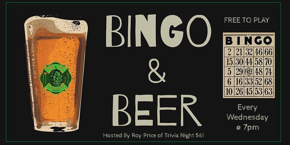 Bingo & Beer Night @ Hop Life