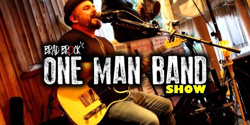 One Man Band LIVE at HopLife!