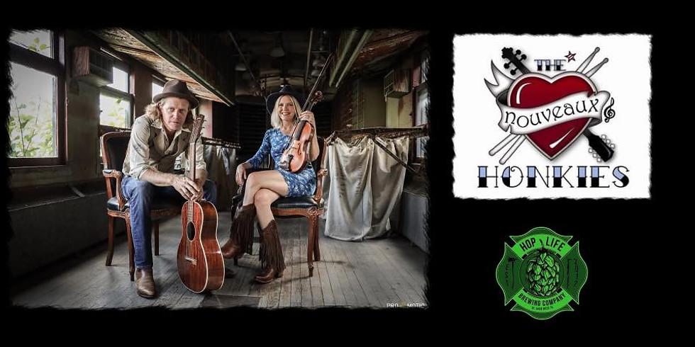 The Nouveaux Honkies Live at Hop Life