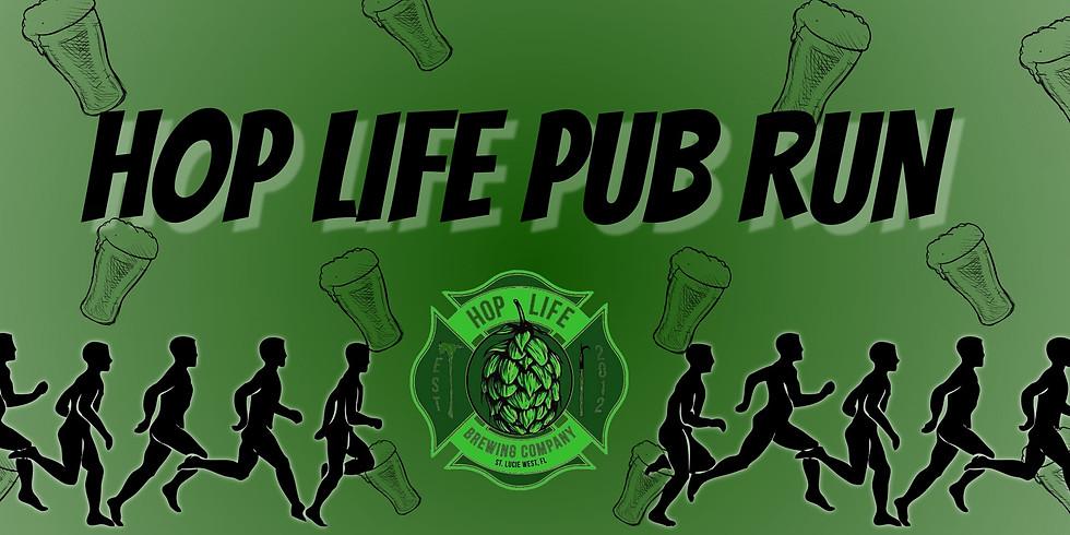 Hop Life Pub Run