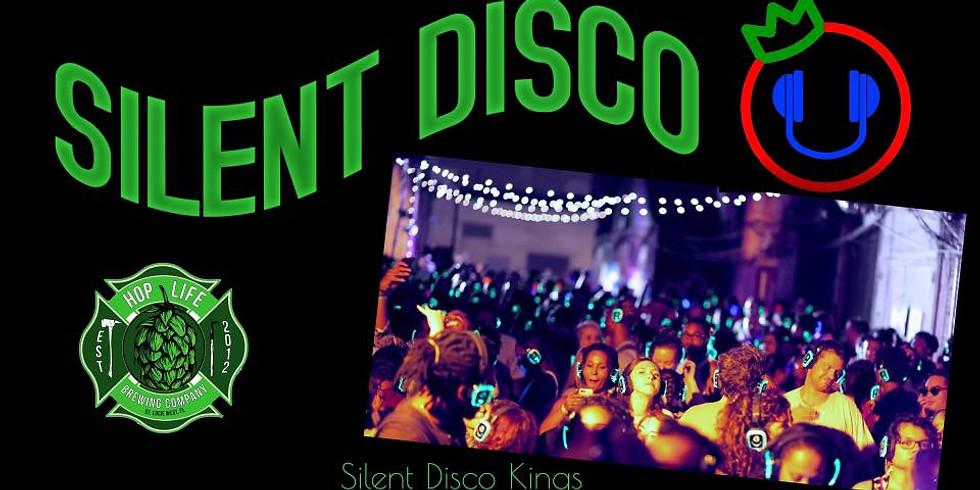 Silent Disco @ Hop Life Brewing
