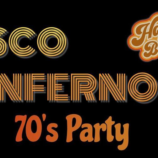 Silent Disco Inferno 70's Party @ Hop Life