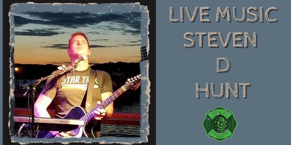 Steven D Hunt Live @ Hop Life