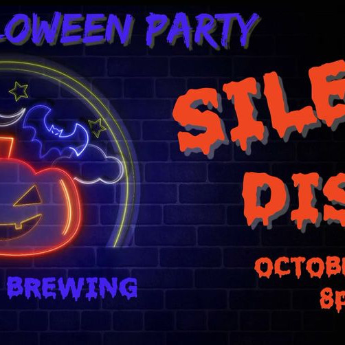 Silent Disco Halloween Party @ Hop Life
