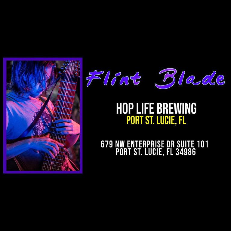 Flint Blade live at Hop Life Brewing