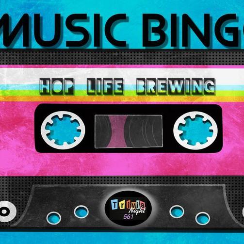 Music Bingo/Singo @ Hop Life