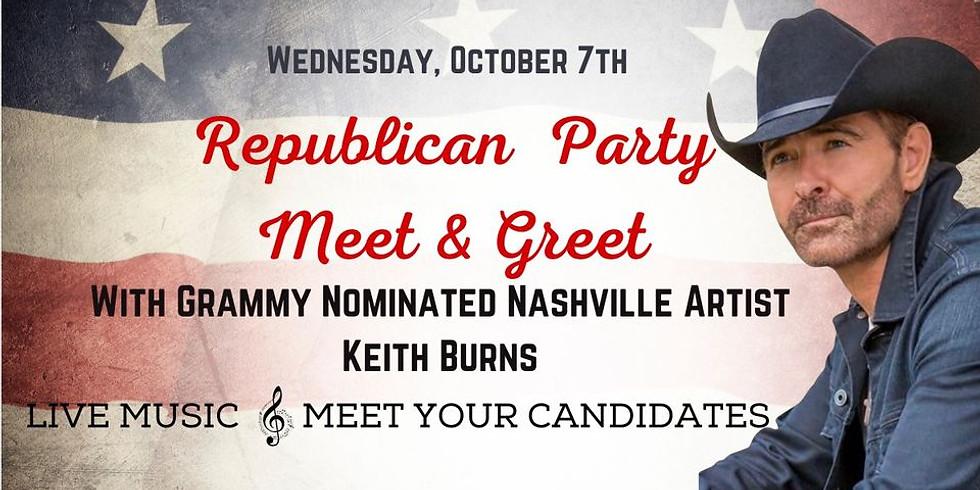 Republican Party Meet & Greet