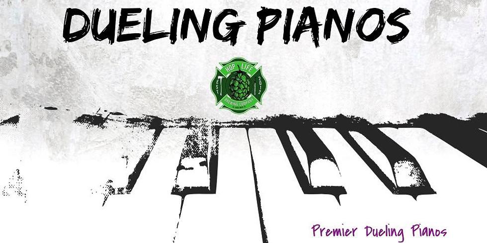 Dueling Pianos at Hop Life!
