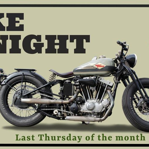 Bike Night @ Hop Life
