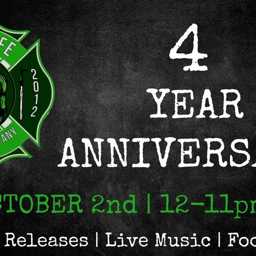 Hop Life 4 Year Anniversary Party!