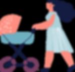 Moeder depressie verdrietig boos woede alleen baby zorgen bezorgd