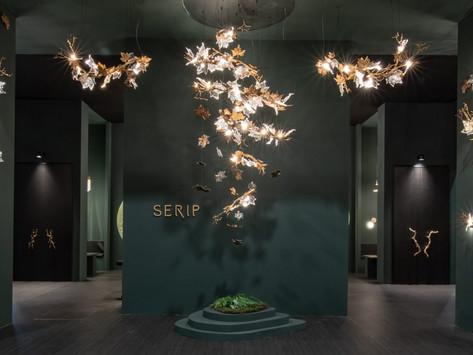 Новый концепт Serip на выставке Hábitat в Валенсии