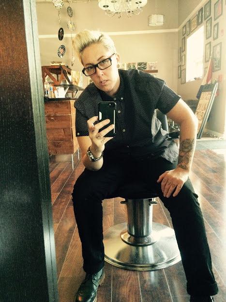 StephSociety Stephanie Buckley Reuzel Scumbassador Educator Barber Stylist
