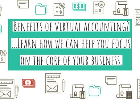 Benefits of Virtual Accounting