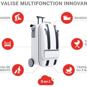 La Multi : une valise 6 en 1 révolutionnaire!