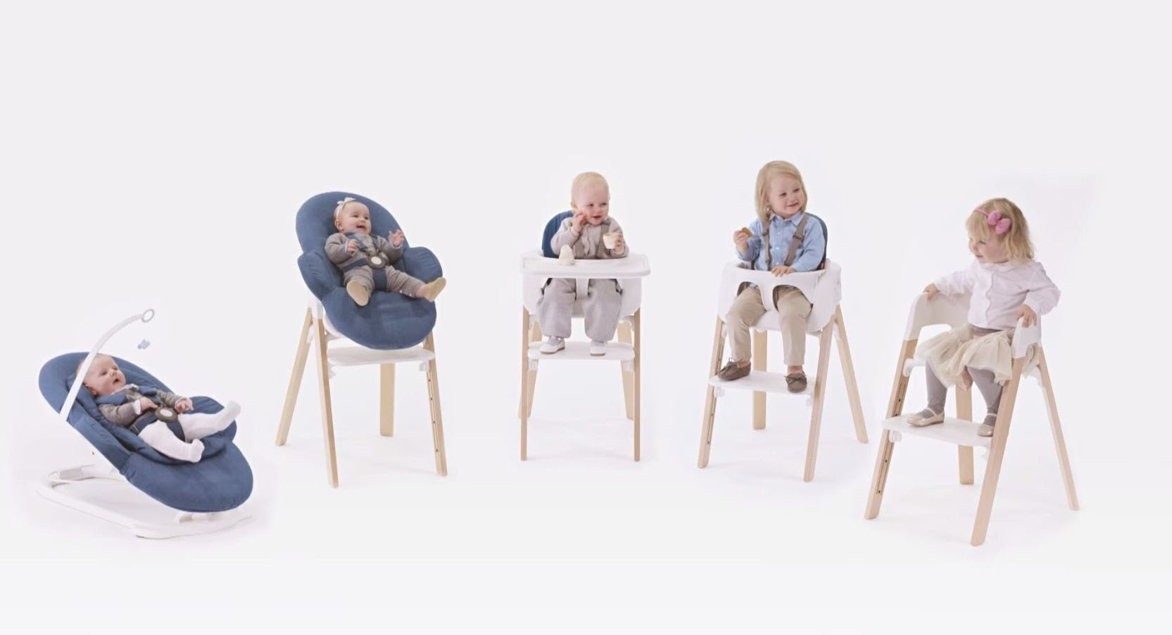 La Chaise Steps De Stokke Ou Le Must Haute Volutive