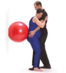 Le ballon, un allié actif de votre accouchement