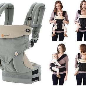 Le porte-bébé ergonomique et évolutif d'Ergobaby