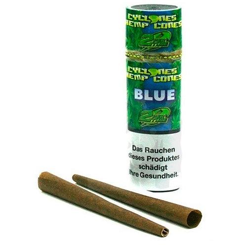 CYCLONES BLUE