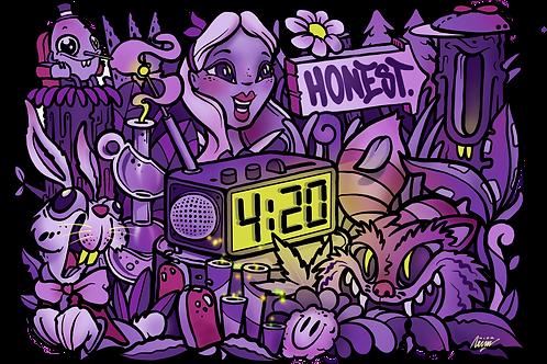HONEST 420 BOX