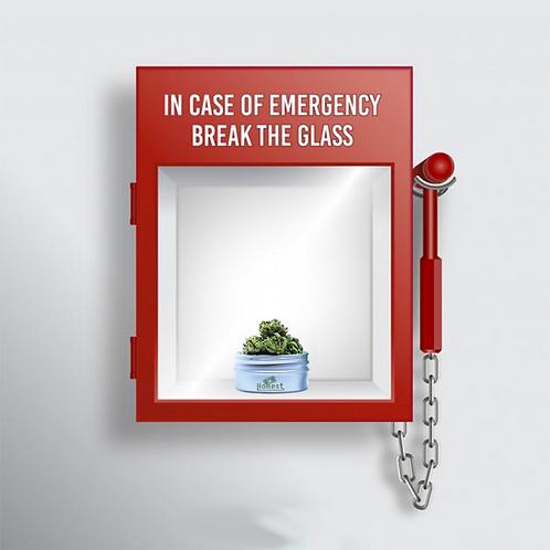 Honest Emergency Gift BOX