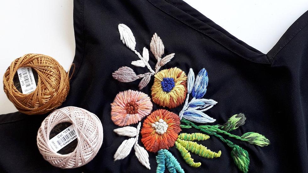 Embroidered Apparel workshop