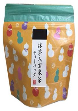 NO.42 抹茶入玄米茶TB
