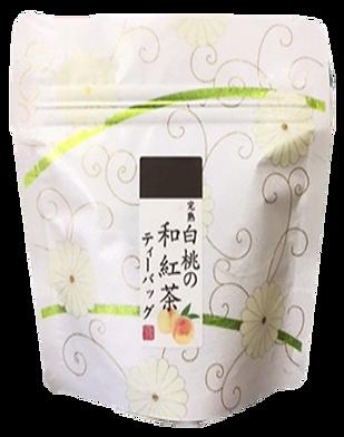 NO.47 和紅茶 完熟白桃