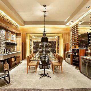 wine cellar - construction