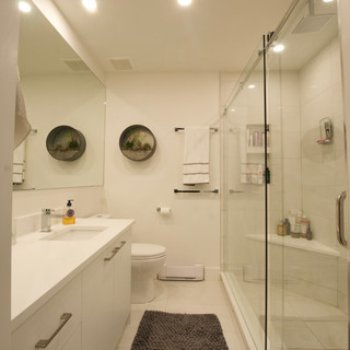 Bathroom - project and renovation