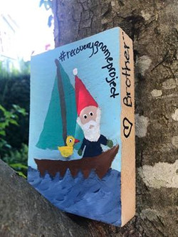 Salty Recovery Gnome