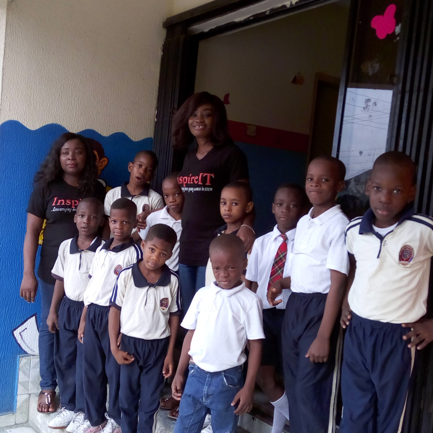 Potter Primary School, Elelenwo PH