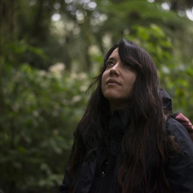 Danielle in Monteverde, Costa Rica