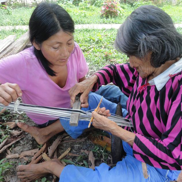 Master Weaver Artisan Margarita
