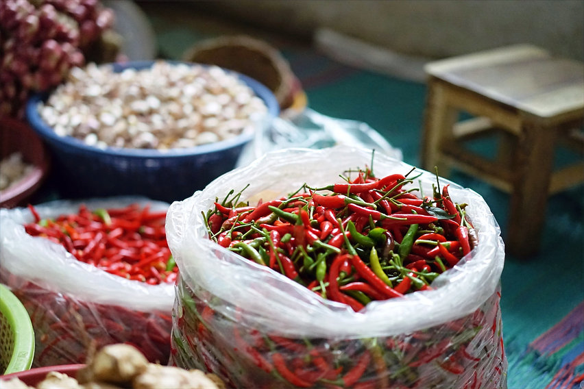 Thai Chili and Spices