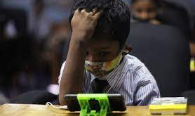 School-on-Wheels: An Alternative to Bridge the Covid-19 Amplified Digital Divide in Education?