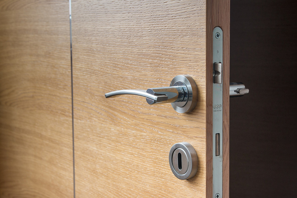 Key Card Door Lock