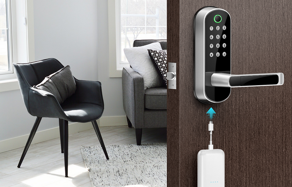 Best Airbnb Smart Lock | Sifely Smart Lock