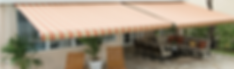 retractable awnings, new awnings, san jose, santa clara, campbell