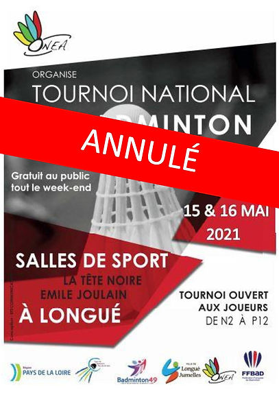 Annulation tournois national 2020-2021-p