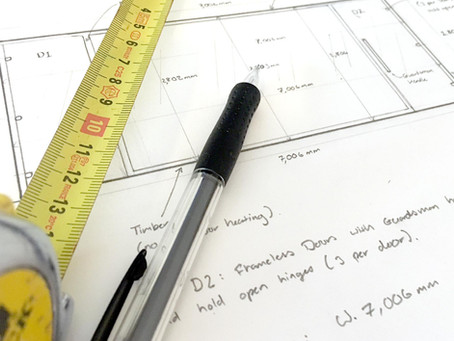Part 1: Quick guide to measuring glass partitioning
