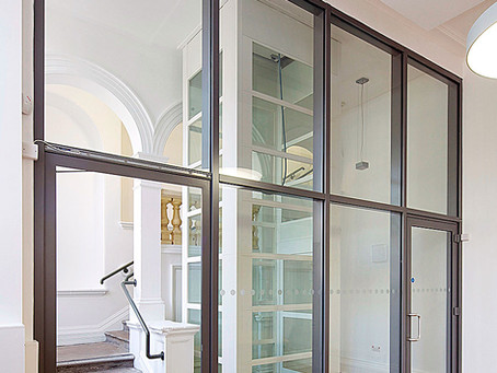 Your essential guide to fire-resistant glass partitions