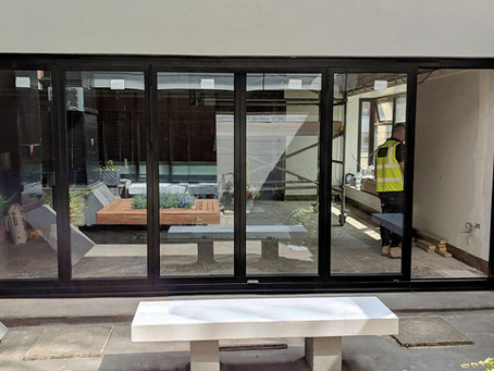 5 great reasons to consider bi-folding doors