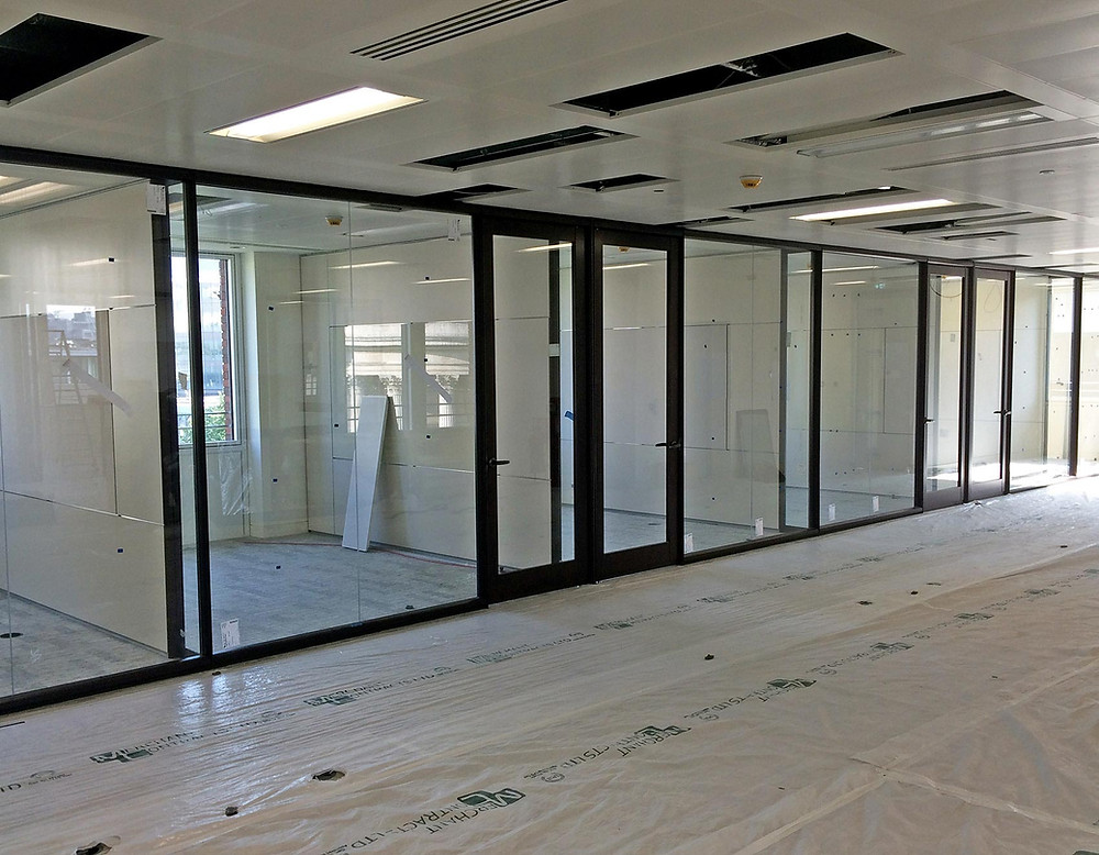 Dirtt Partitioning London