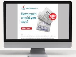 Unite Prepaid Email Campaign