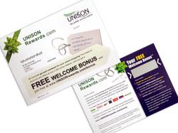 UNISON Rewards Scratch Card